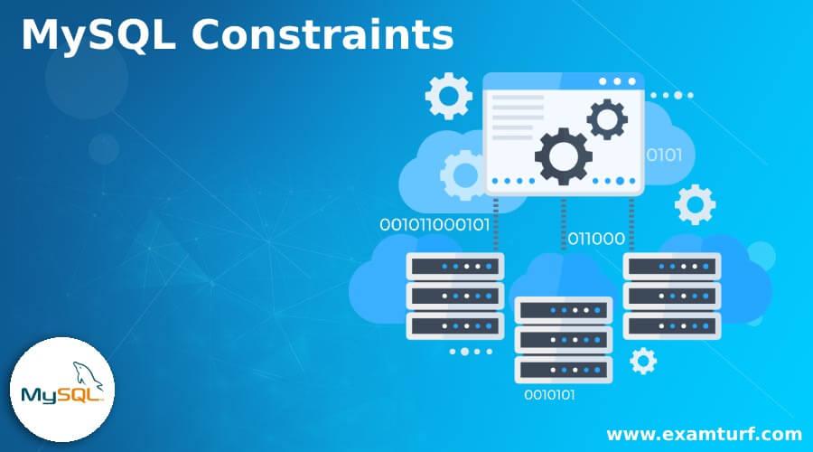 MySQL-Constraints