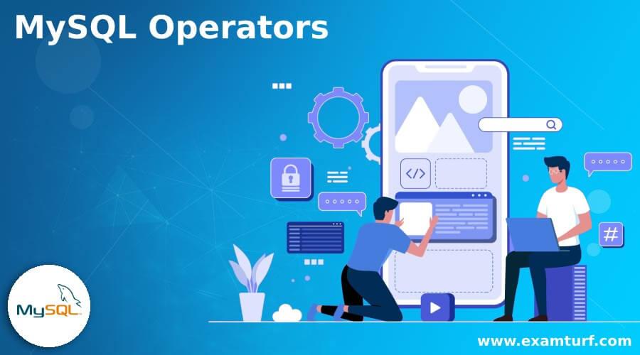 MySQL-Operators