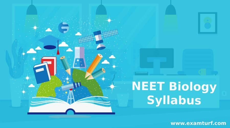 NEET Biology Syllabus