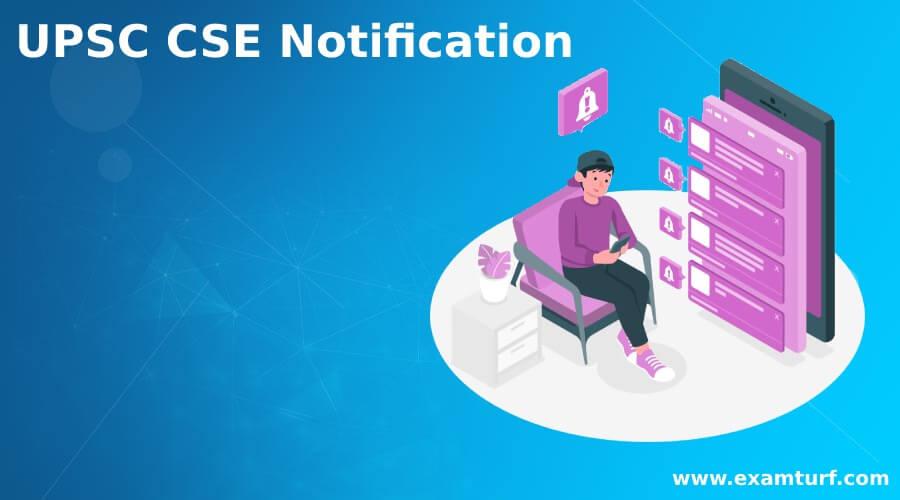 UPSC-CSE-Notification