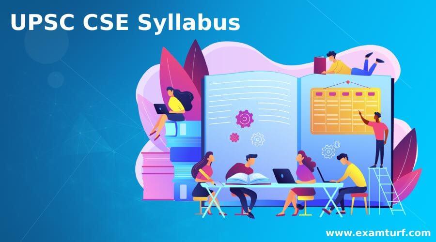 UPSC-CSE-Syllabus
