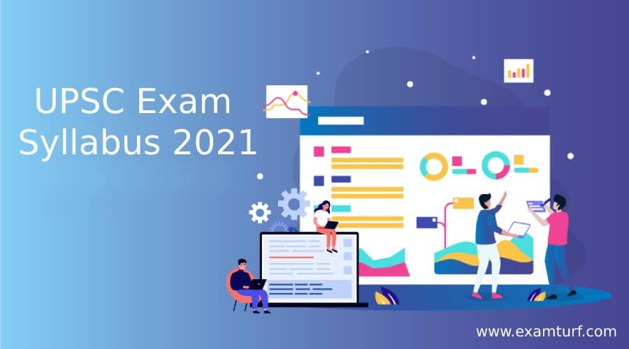 UPSC-Exam-Syllabus-2021