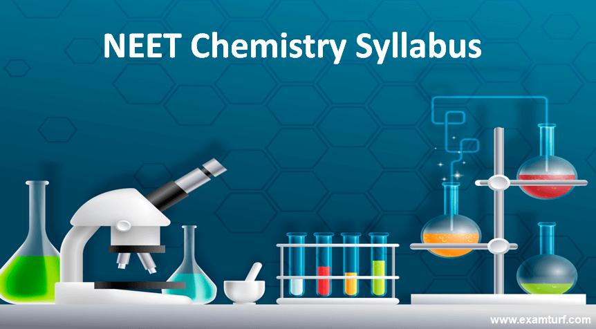 NEET Chemistry Syllabus 1