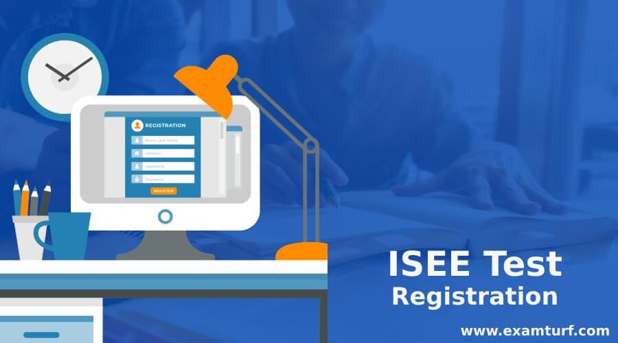 ISEE Test Registration