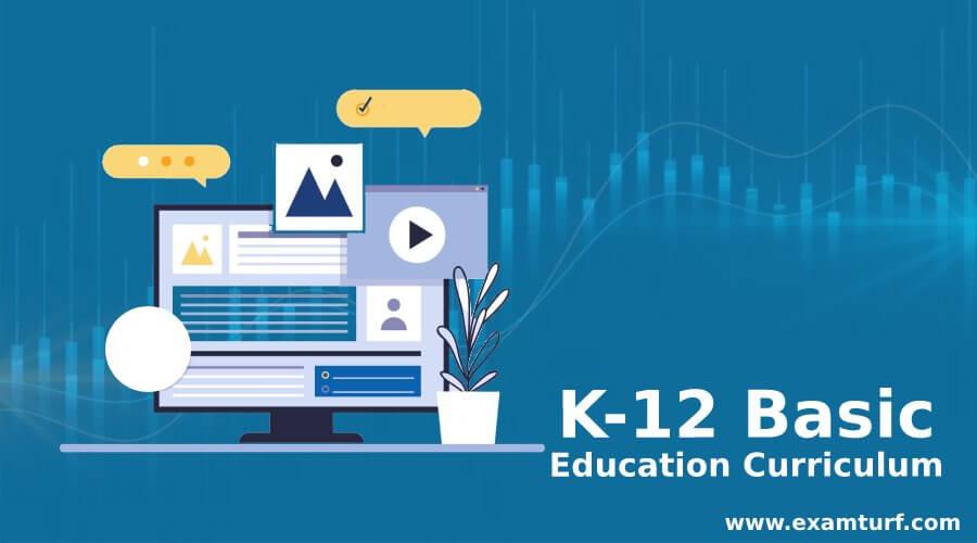 K-12 Basic Education Curriculum
